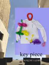 Load image into Gallery viewer, ''KEY PIECE'' SWEATSHIRT