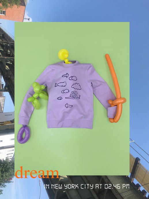 ''FUNNY DREAM'' SWEATSHIRT