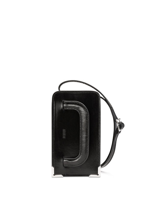 LI BAG BLACK LEATHER