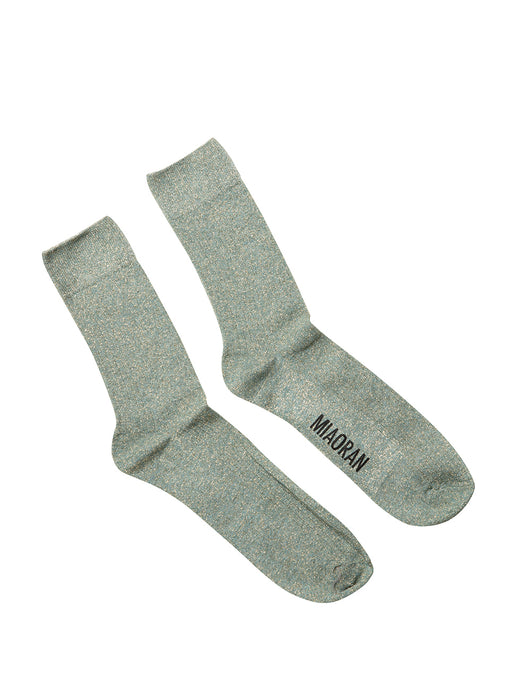 MAN LUREX ANKLE LENGHT SOCKS