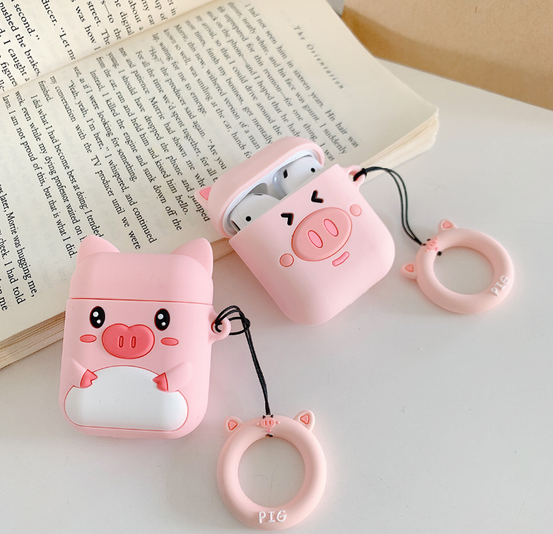 madtesttesttest - Piggy Airpods Case