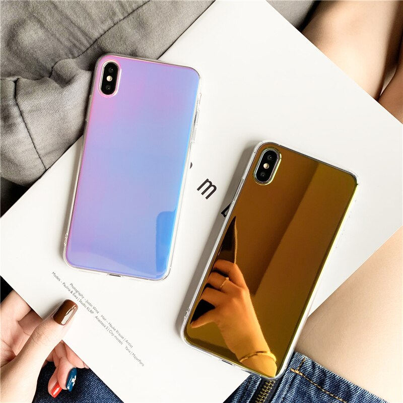 Fading Mirror Case