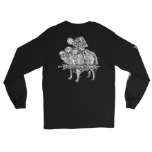 Load image into Gallery viewer, Long Sleeve Shirt - Black
