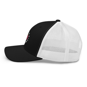 Trucker Cap (Puff Embroidery)
