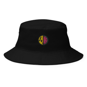 Bucket Hat (Puff Embroidery)