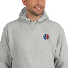 Load image into Gallery viewer, USA Embroidered Champion Hoodie (DUSTY)