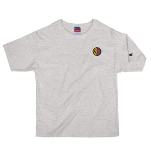 Champion T-Shirt (Embroidered)