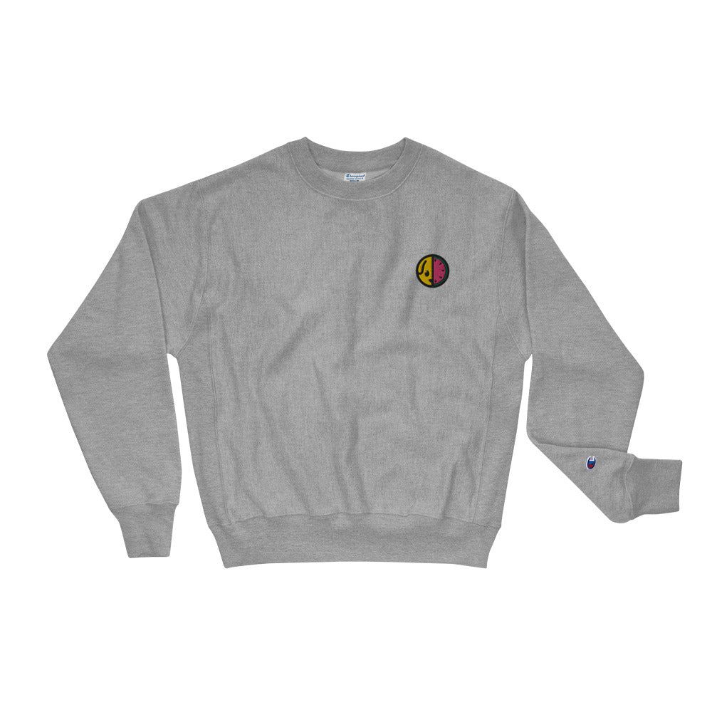 Champion Crew Neck (Embroidered)