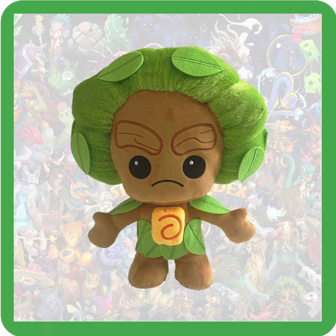 Stibbles' Codex: Bonsai Treant Plushie