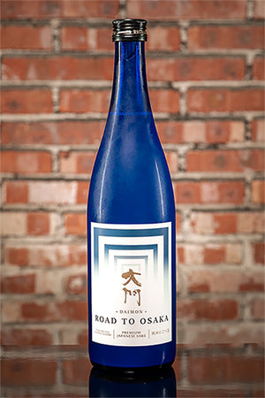 Relax with a bottle of Cloudy sake at home!