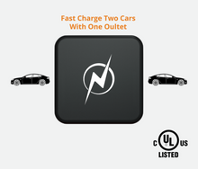 Load image into Gallery viewer, NeoCharge Dual-Car Smart Splitter