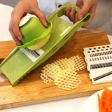 CookEas Vegetable Slice-N-Slide