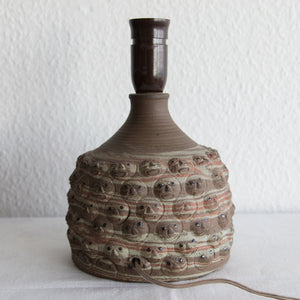 PALLE & MARGRETHE DYBDAHL Thousand Faces Ceramic Table Lamp - Mollaris.com