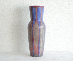 MICHAEL ANDERSEN Large Persia Glazed Ceramic Floor Vase - Mollaris.com