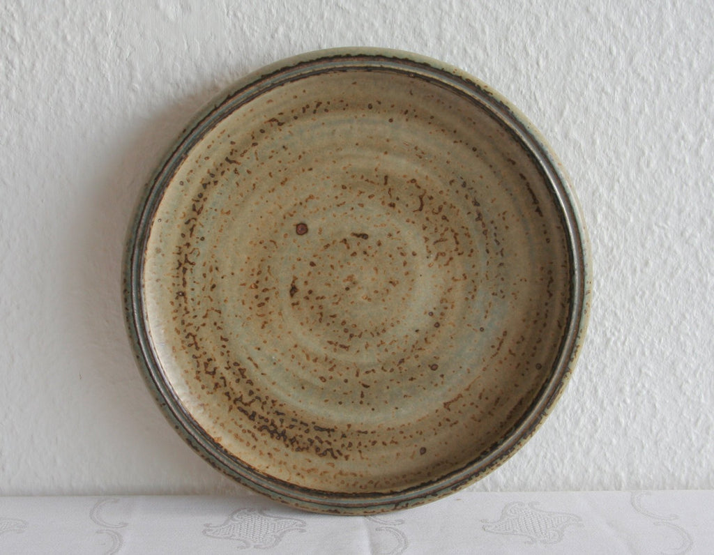 Royal Copenhagen CARL HALIER Sung Glazed Stoneware Dish Bowl - Mollaris.com