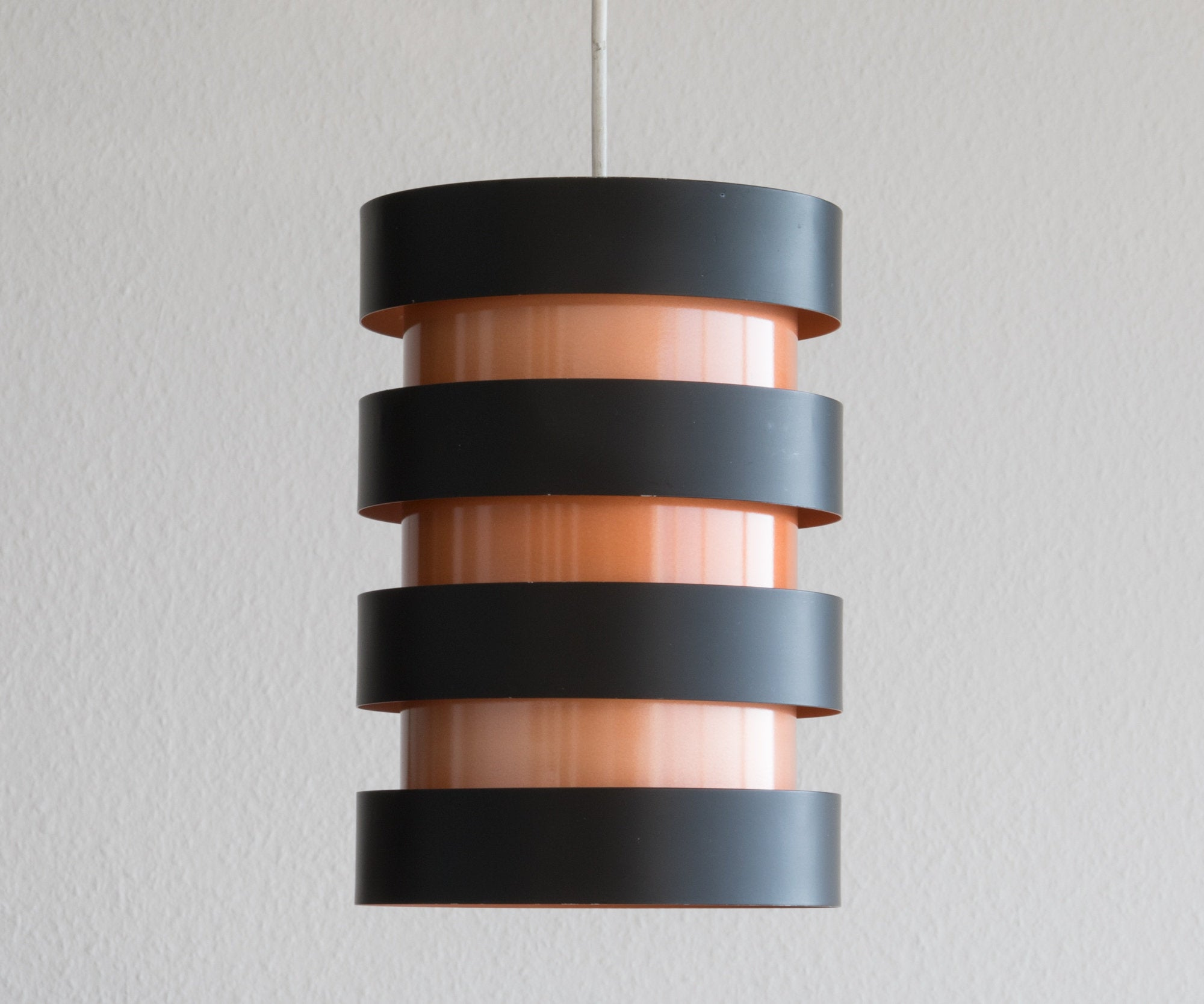 JO HAMMERBORG Fog & Mørup EIFEL Copper and Black Pendant Light - Mollaris.com