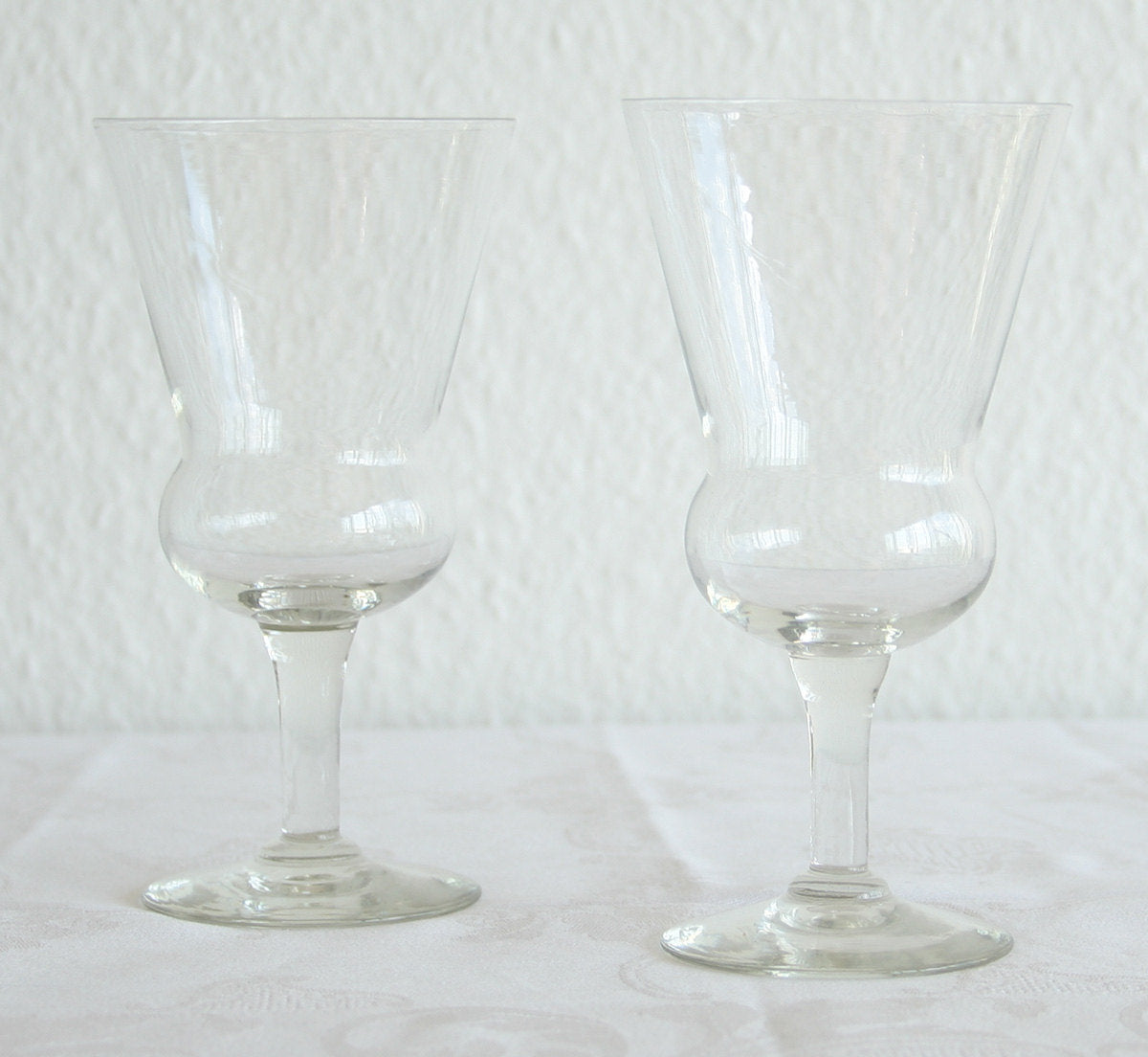 Holmegaard Antique DEWAR Whisky Glass - Mollaris.com