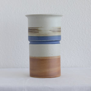 INGER PERSSON Knabstrup Large Decorated Stoneware Vase - Mollaris.com