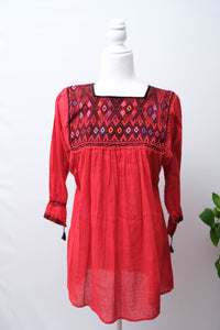Oaxaca Blouse-Small/Medium