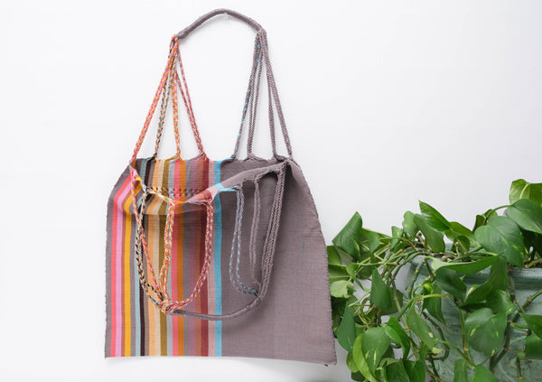 Telar Handbag with Design