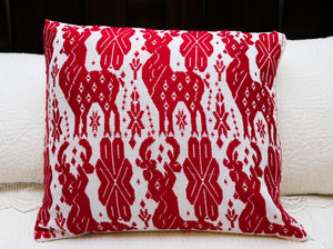 Otomi Throw Pillow Covers