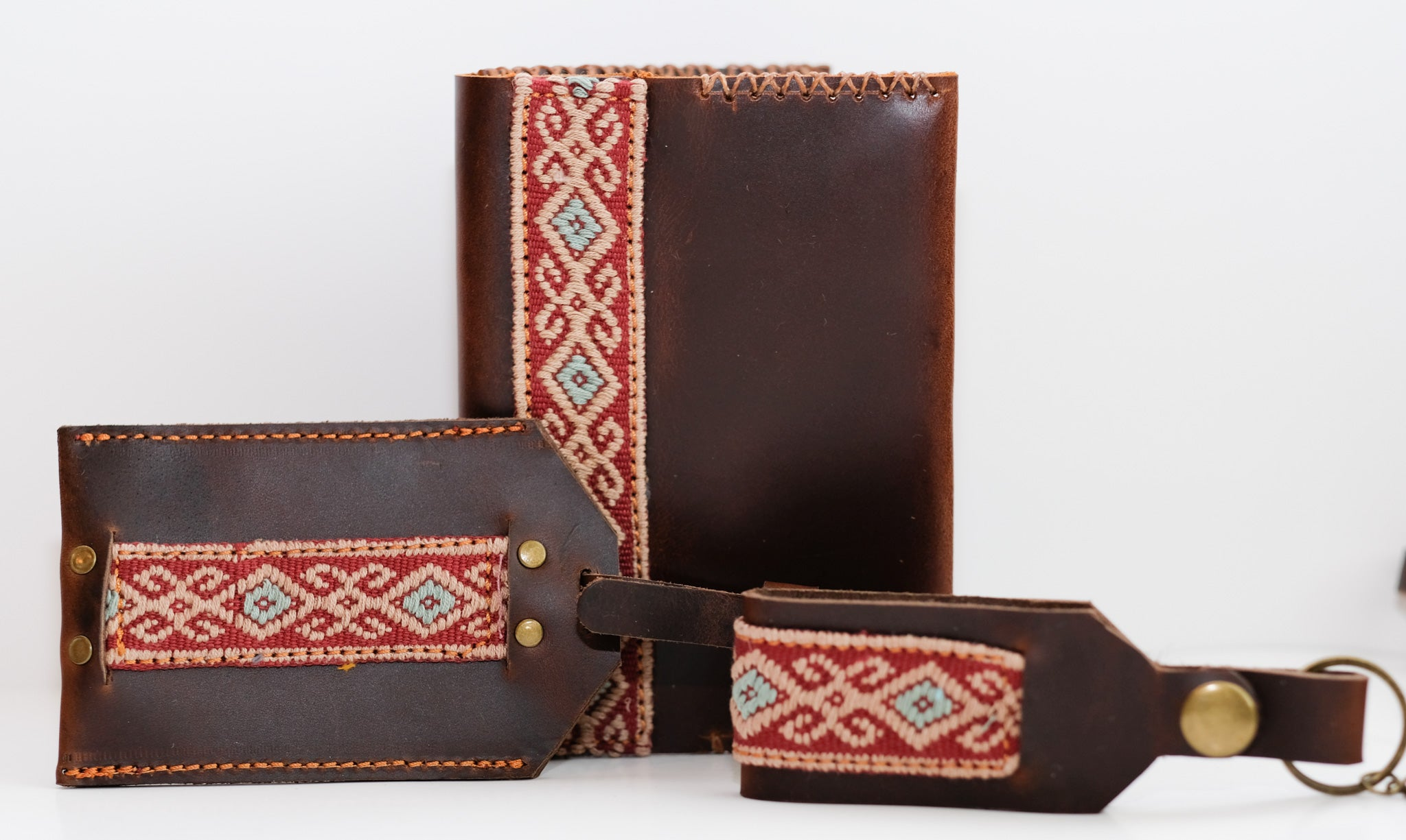 Passport Leather Travel Kits