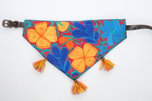 Mexican Colors Dog Bandanas-Large