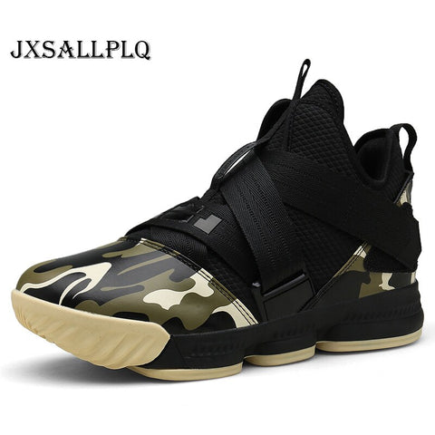 Hot Professional Basketball Shoes Comfortable High Help Gym Training Boots Outdoor Men's Sports Shoes Jordan Basketball Shoes