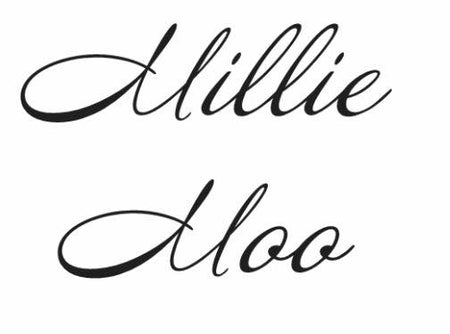 Millie Moo Candles