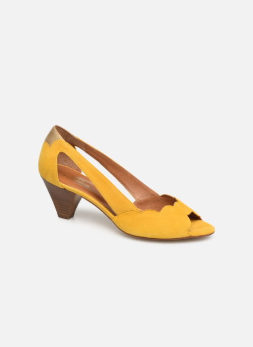 CIRCUS PUMP -  YELLOW