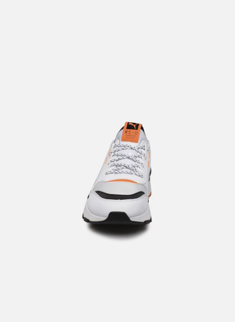 RS0 TRAIL - WHITE/ORANGE