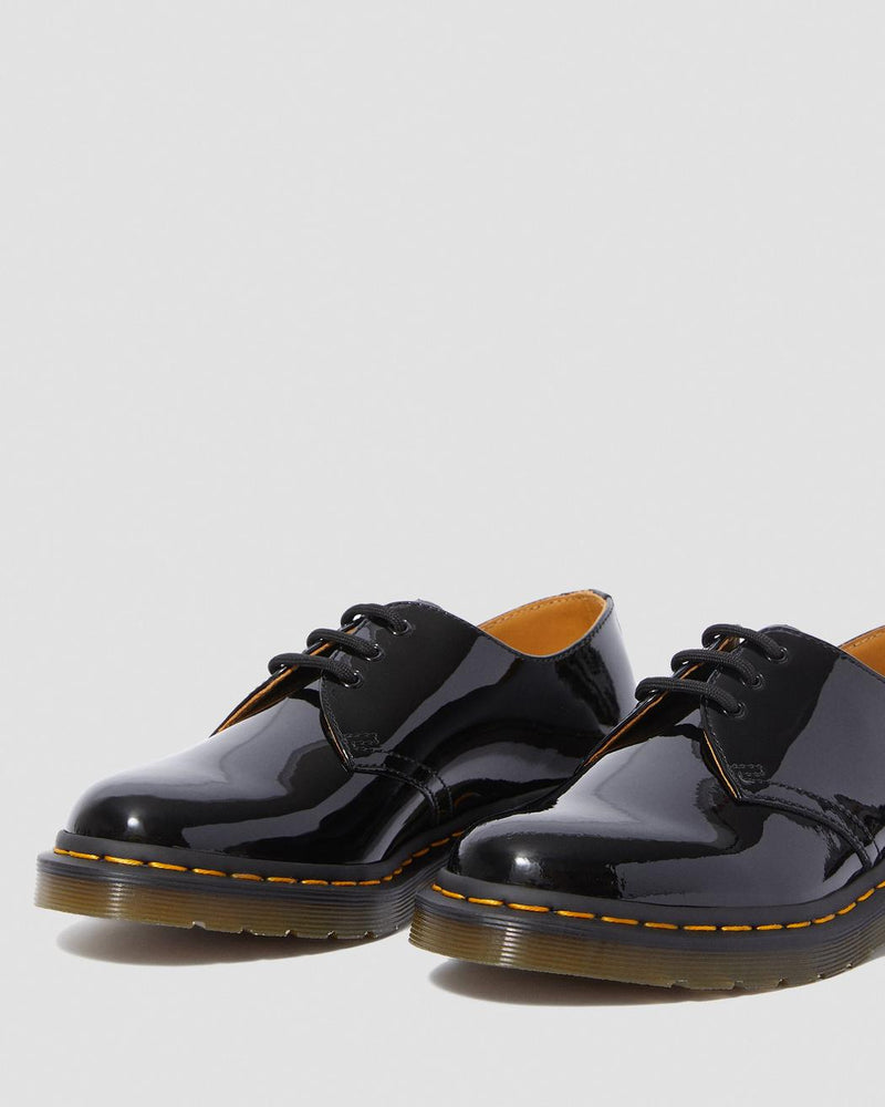 1461 PATENT LEATHER - BLACK