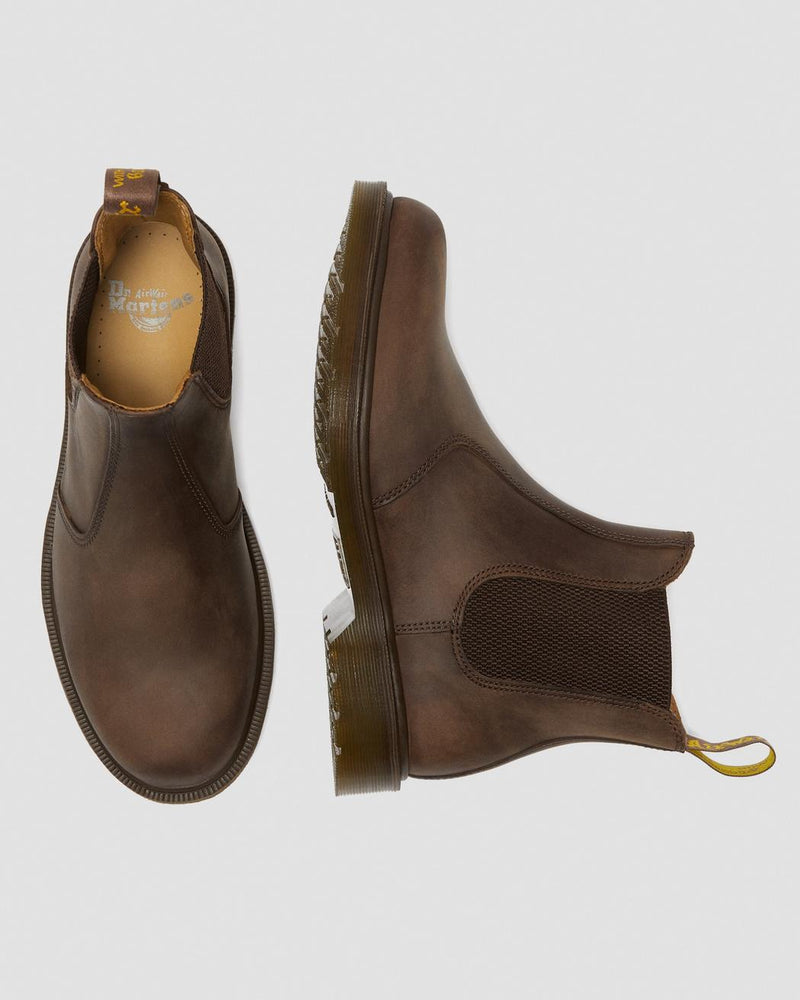 2976 CHELSEA LEATHER - GAUCHO CRAZY HORSE