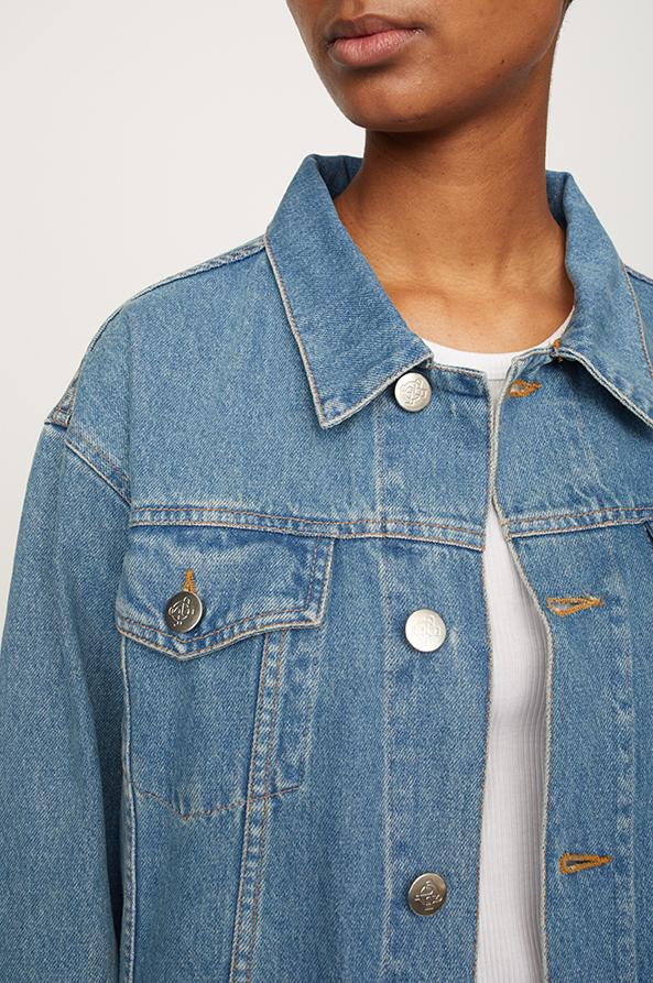 THUNDER JACKET - LIGHT BLUE