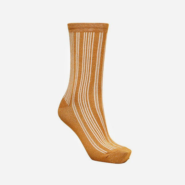 LANA SOCKS - SUDAN BROWN