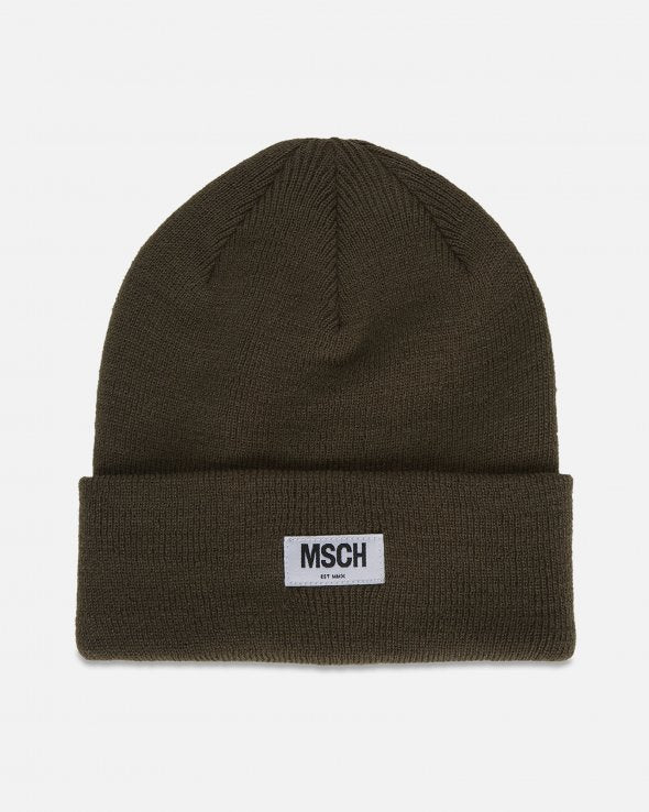 MOJO BEANIE - GRAPE LEAF - MSCH