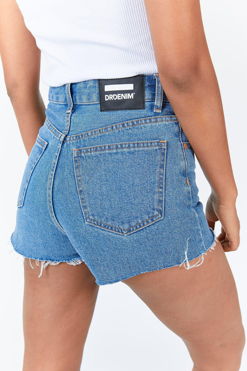 SKYE SHORTS - RETRO SKYE BLUE