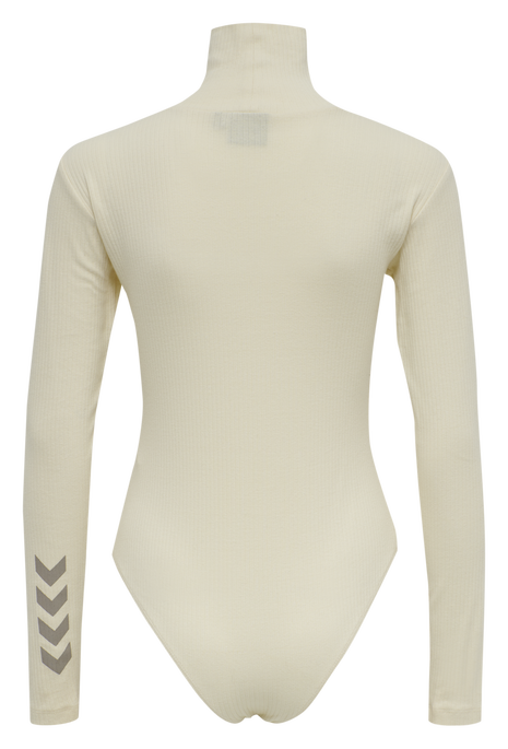BELL BODY L/S - WHITE ASPARGUS