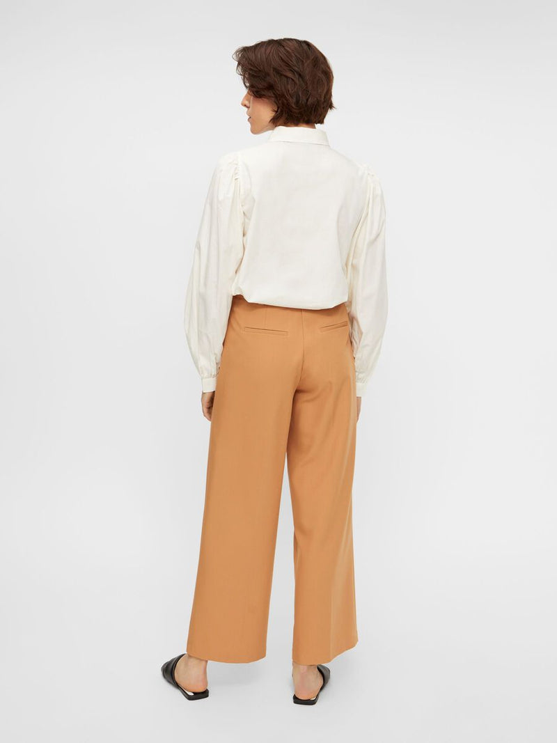 CARLA WIDE PANTS - LION