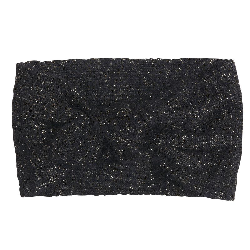 BARRY HEADBAND - BLACK