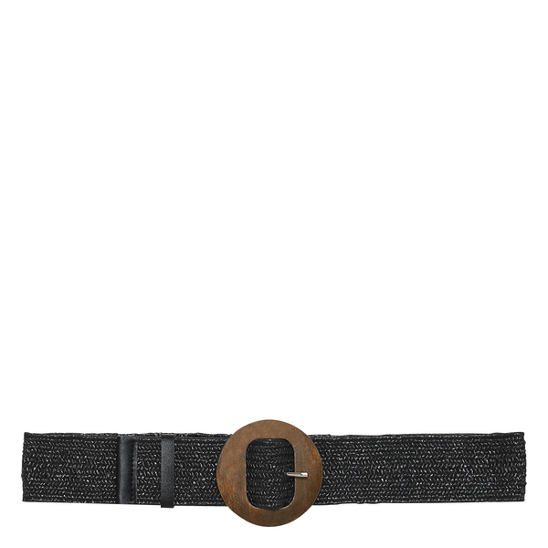 CLEA BELT - BLACK