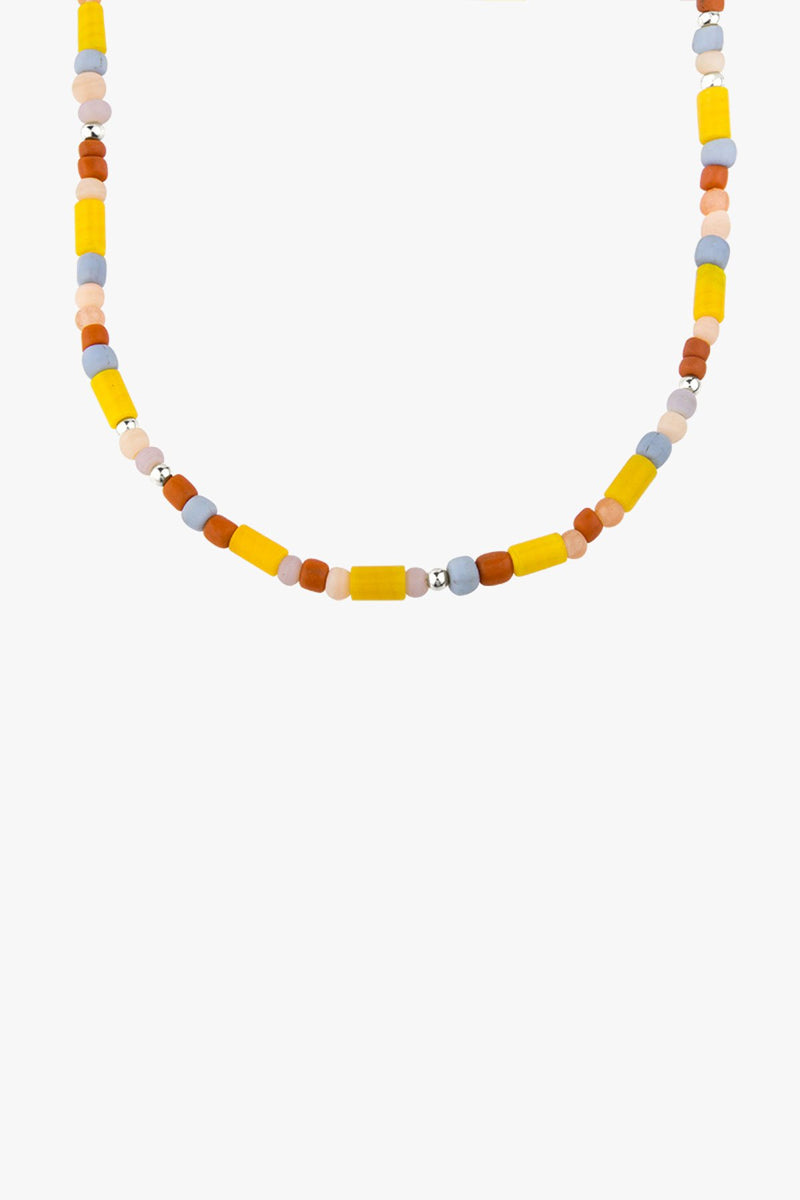 RAINBOWN NECKLACE - GOLD