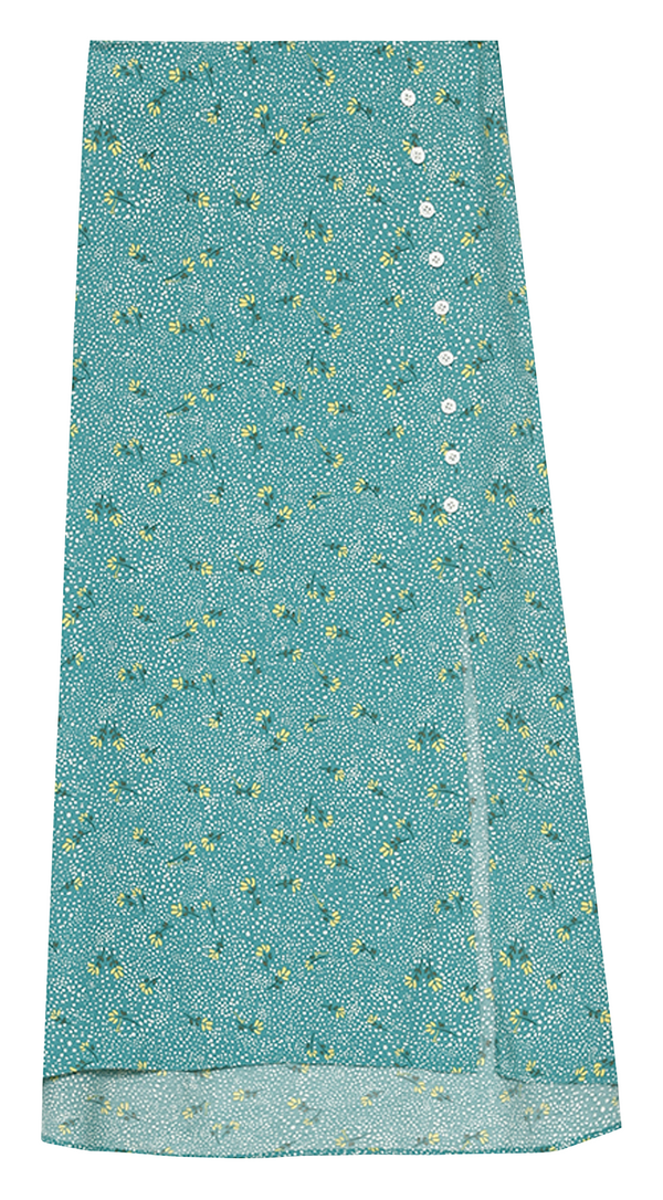 CLAUDIE SKIRT - GREEN