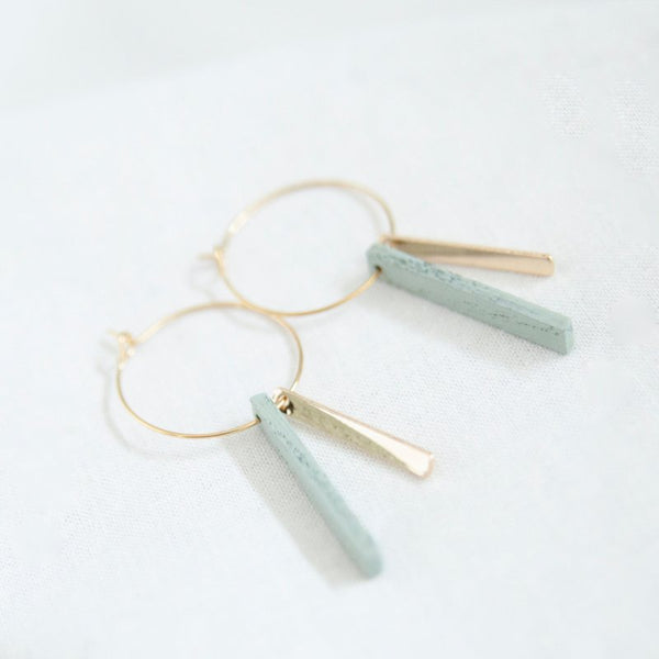 PASTEL 03A EARRINGS