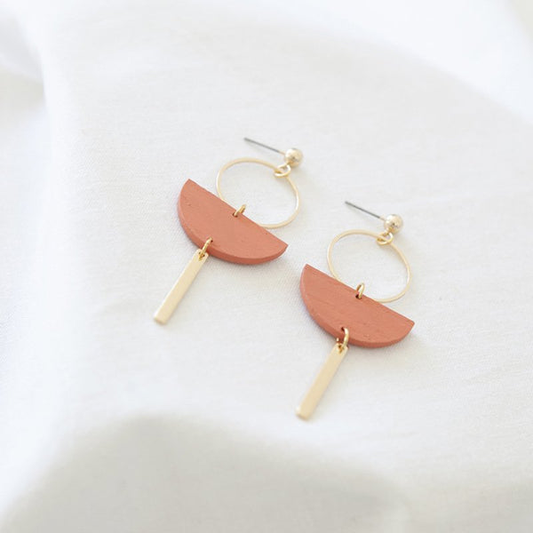HOPE 15 EARRING - TERRA