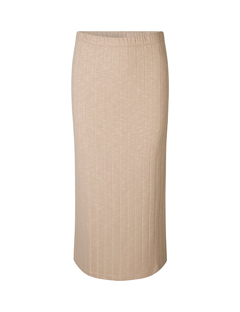 CARANO AMBROSIA SKIRT - WHITE PEPPER