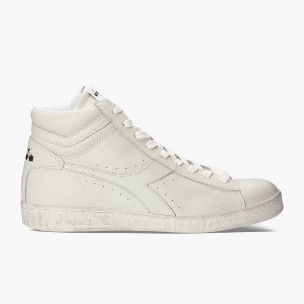 GAME L HIGH WAXED W - WHITE/WHITE/WHITE