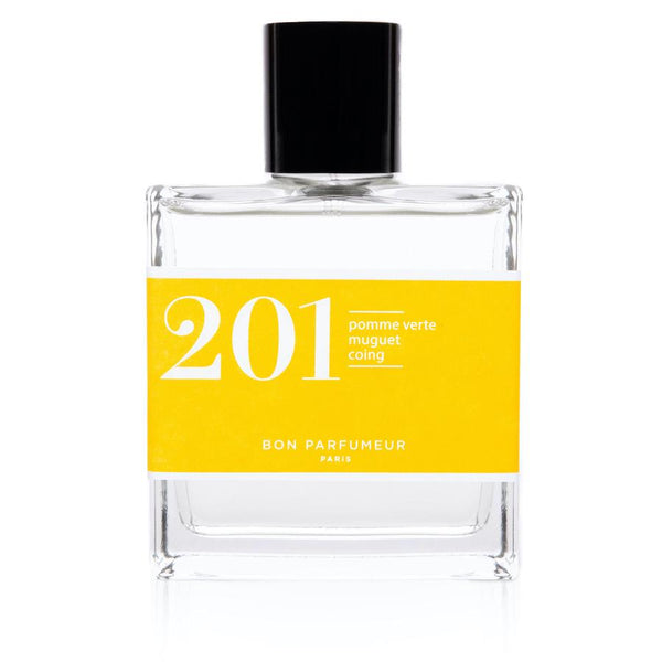 EAU DE PARFUM 201: GREEN APPLE / LILY-OF-THE-VALLEY / QUINCE
