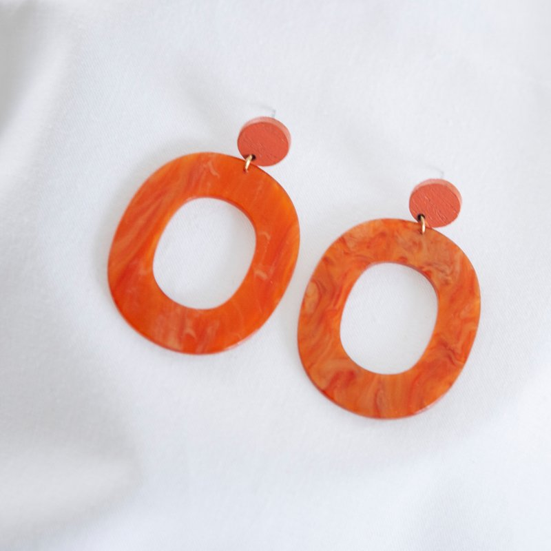 TROPICAL 06 EARRINGS - TROPICAL VIBES - STUDIO NOK NOK