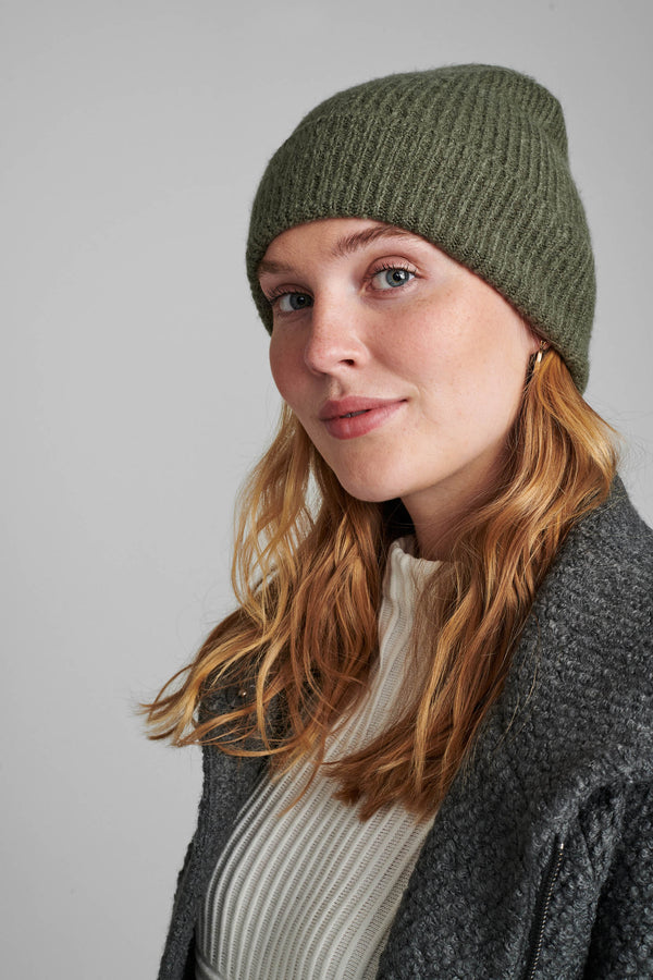 NUMARCELLINA HAT - GREEN